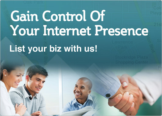 Gain Control Of Your Internet Presence